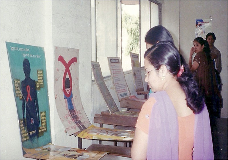AIDS Awareness Campaign & Exhibition