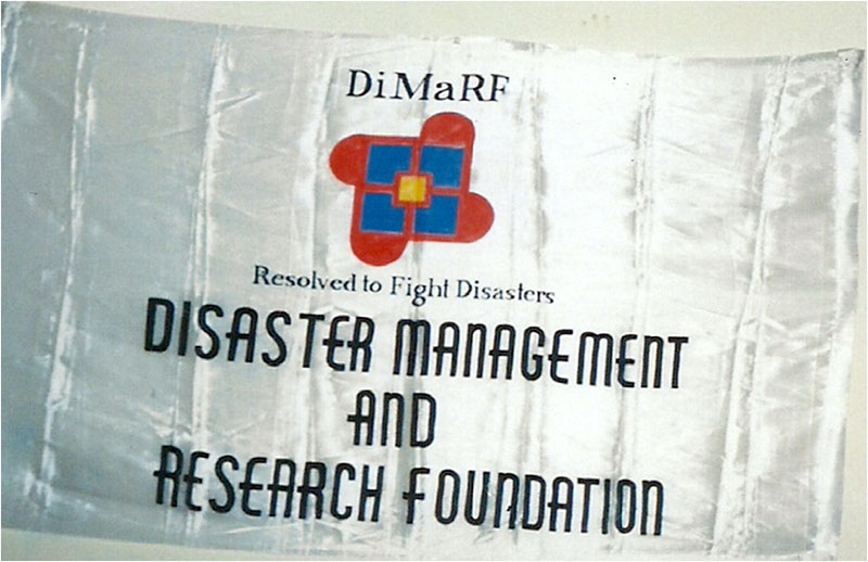 An Exhibition – Disaster Management, In Association with DMRF.